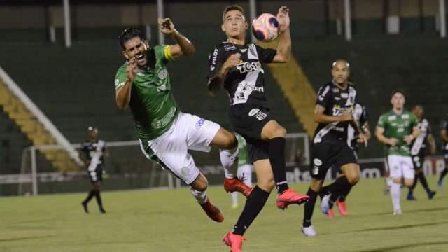 Ponte Preta sai na frente, mas perde de 3 a 2 para o Guarani
