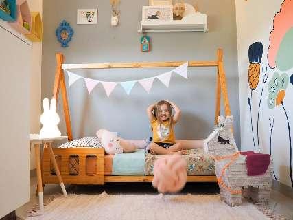 Do simples ao lúdico, veja como deixar o quarto infantil divertido