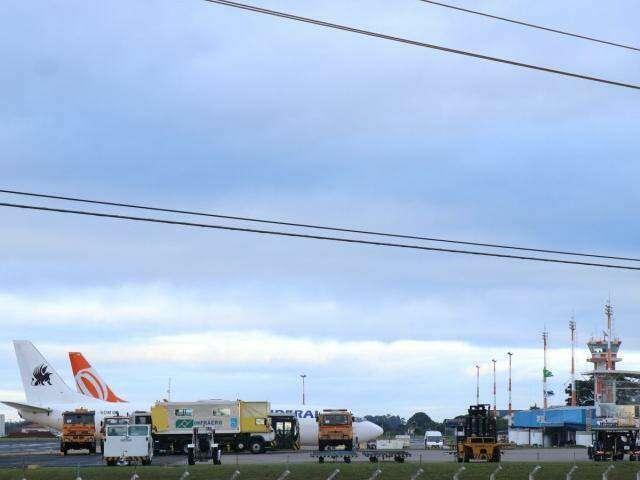 Novo vírus trava vinda de aérea para Campo Grande