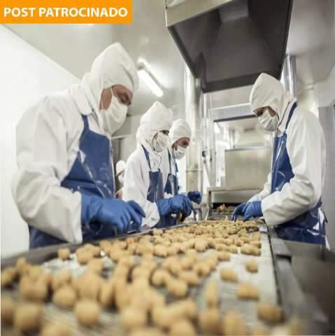 Indústria alimentícia garante abastecimento de supermercados