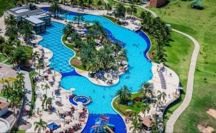 Único resort com conceito all nature inclusive do Brasil, o Malai Manso Resort entrará em recesso entre 23 de março e 12 de abril (Foto: Divulgação)