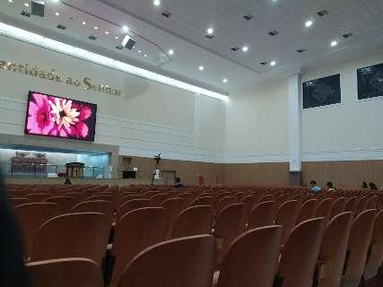 Igreja na Mato Grosso mantém portas abertas para reuniões com até 20