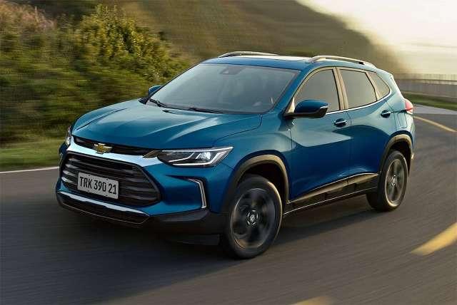 Novo Chevrolet Tracker chega a partir de R$ 82.000
