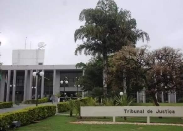 Fachado do prédio do Tribunal de Justiça de Mato Grosso do Sul (Foto: Arquivo/Campo Grande News)