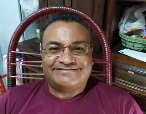 Aparecido Ferreira da Silva estava desaparecido desde o dia 24. (Foto: Arquivo pessoal)