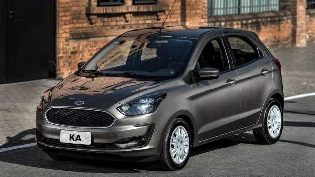 Ford  adia parcelas dos veículos financiados pela marca