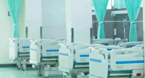 Dez leitos de UTI começam a funcionar na próxima semana
