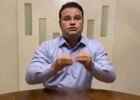 """Um genocídio"", diz Fábio Trad sobre isolamento proposto por Bolsonaro"