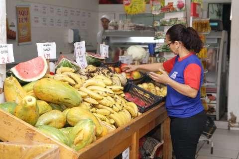 Cesta básica sobe 6,54% em Campo Grande, maior alta entre capitais do País