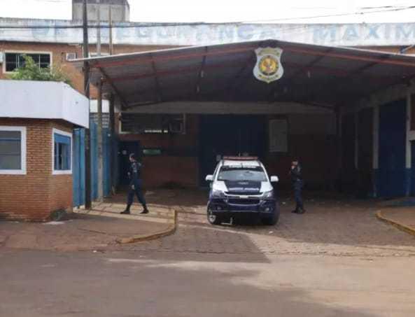 """Visitas foram suspensas nos presídios do Estado; na imagem a """"Máxima"""" em Campo Grande (Foto: Arquivo/Campo Grande News)"""