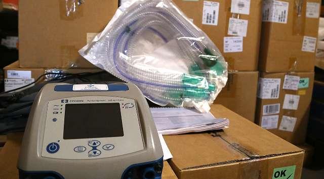 Com mais 25 ventiladores pulmonares, MS tem 1 equipamento a cada 2,6 mil pessoas