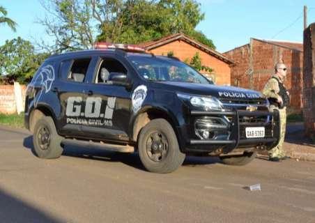 Polícia prende motociclista que estuprou mulher às margens da BR-163