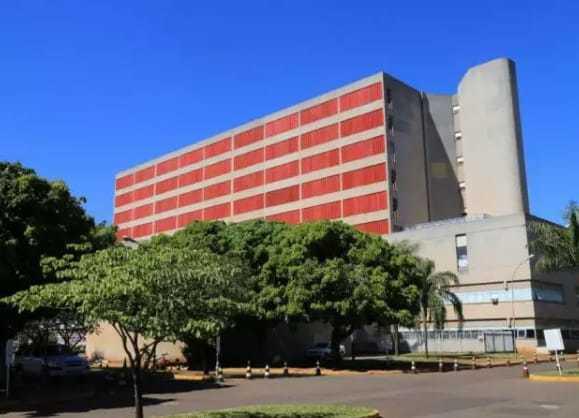 Setor do Hospital Regional foi criado para atender exclusivamente pacientes com coronavírus (Foto: Arquivo/Campo Grande News)