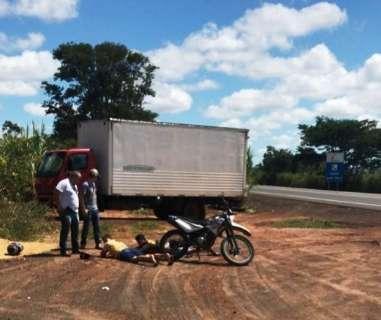 Quadrilha usava golpe do falso frete para levar caminhões ao Paraguai