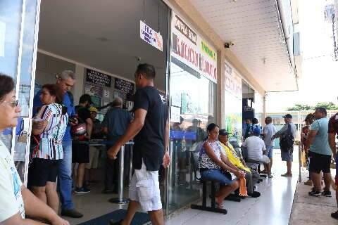 Primeiro sorteio da Mega-Sena em abril pode pagar até R$ 4,8 milhões