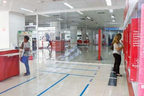 Santander e Bradesco não cumprem exigências de segurança contra coronavírus