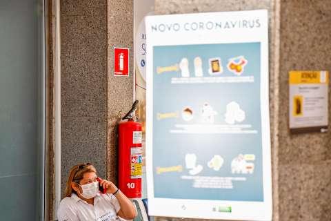 Mapa que mostra coronavírus pelos bairros foi inspirado em plataforma do RJ