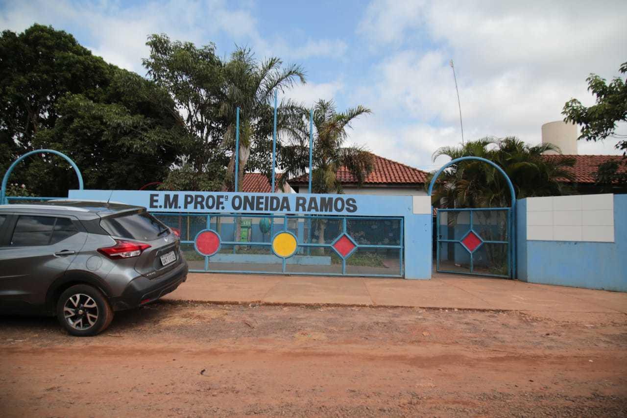 Alunos da rede municipal estão sem aulas desde o dia 18 de março. (Foto: Marcos Maluf)