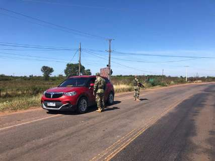 Paraguai fecha estradas para evitar disseminação do coronavírus