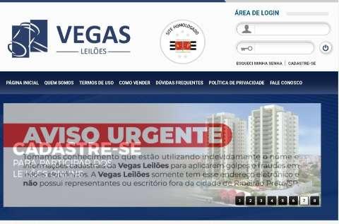 Polícia descobre falso site de leilões e recupera R$ 22 mil de golpe