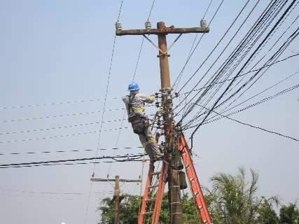 Reajuste de energia em MS será definido na próxima semana