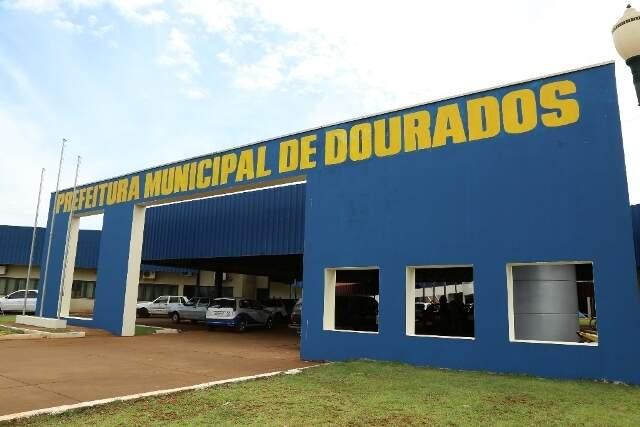 Prefeitura de Dourados abriu processo seletivo para selecionar mais de 400 estagiários (Foto: divulgação/Prefeitura)