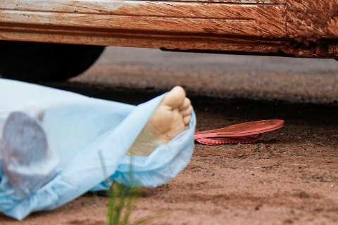 Mulher é assassinada no lugar do marido, atingida por dois tiros na cabeça
