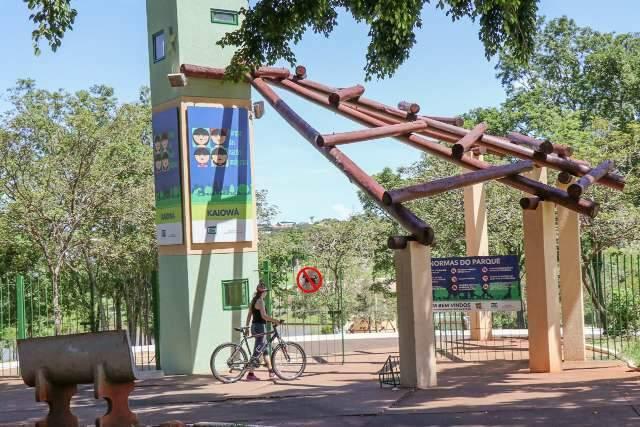 Parque das Nações Indígenas vai continuar sem receber público e atividades