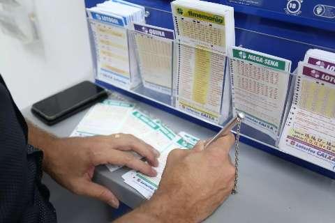 Mega-Sena acumula e próximo sorteio pode pagar R$ 10,5 milhões