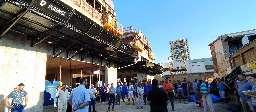 Construção civil retoma obras, mas prevê dias dificeis