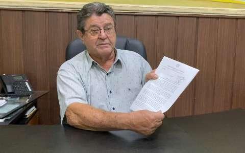 Prefeito pede R$ 1,3 milhão da Câmara para combater novo coronavírus