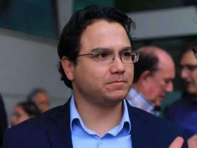 O secretário municipal de Finanças, Pedro Pedrossian Neto (Foto: Arquivo)