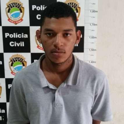 Assassino de contador furtou lotérica e foi solto em outubro