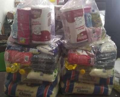Defensoria vai distribuir 720 cestas básicas em cinco bairros da Capital