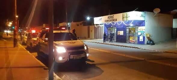Um dos pontos fechados desde que o toque de recolher começou na Capital. (Foto: Divulgação/GCM)