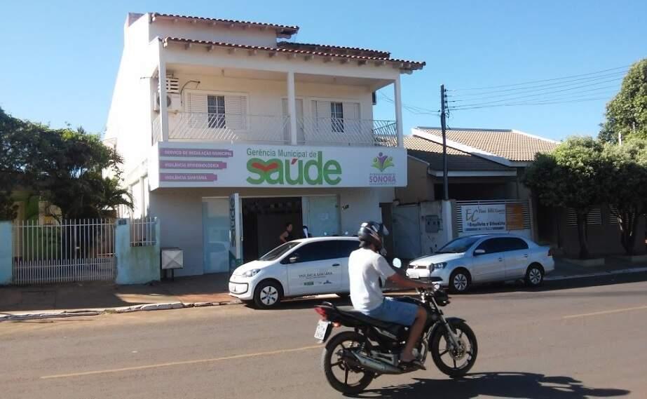 Gerência de Saúde do município emitiu boletim e confirmou primeiro caso (Foto: Reprodução/Google)