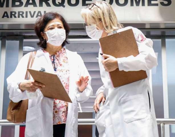 Prefeitura compra 115 mil máscaras e álcool para profissionais de saúde