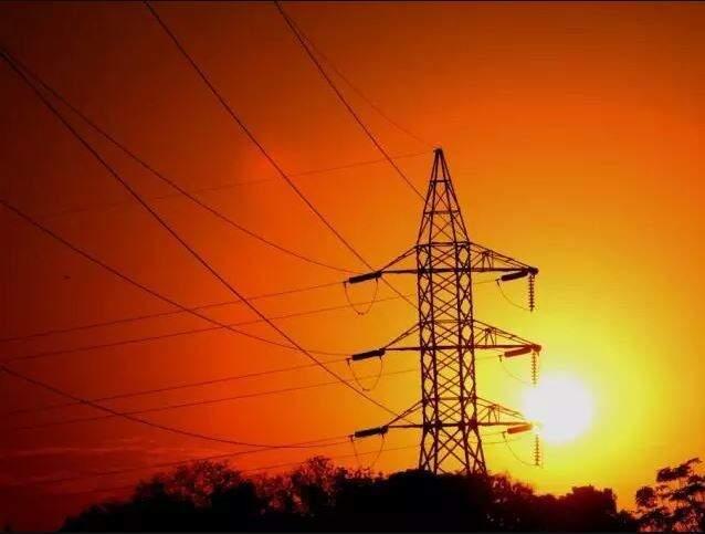 Torre de distribuição de energia em Campo Grande. (Foto: Arquivo)