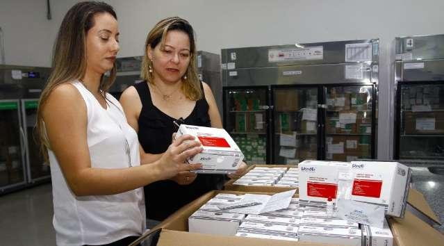 Campo Grande fica com 1,2 mil testes rápidos distribuídos nesta terça em MS