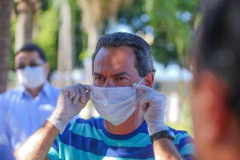 Prefeitura vai depender de empréstimo para quitar folha, prevê Marquinhos