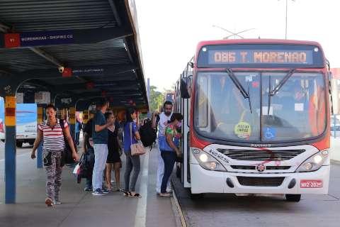 Transporte coletivo terá frota reduzida no feriado de Sexta-Feira Santa