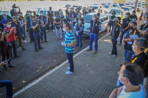 """Operação da Prefeitura aperta cerco contra """"afrouxamento"""" em supermercados"""