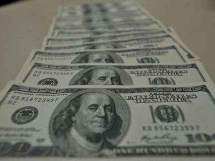 Dólar fecha abaixo de R$ 5,10 pela primeira vez em duas semanas