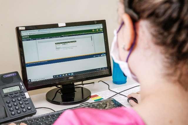 Postos de saúde são desafogados com 800 consultas diárias por telefone