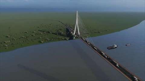 Paraguai licita estudo e obra de ponte em Murtinho deve começar este ano