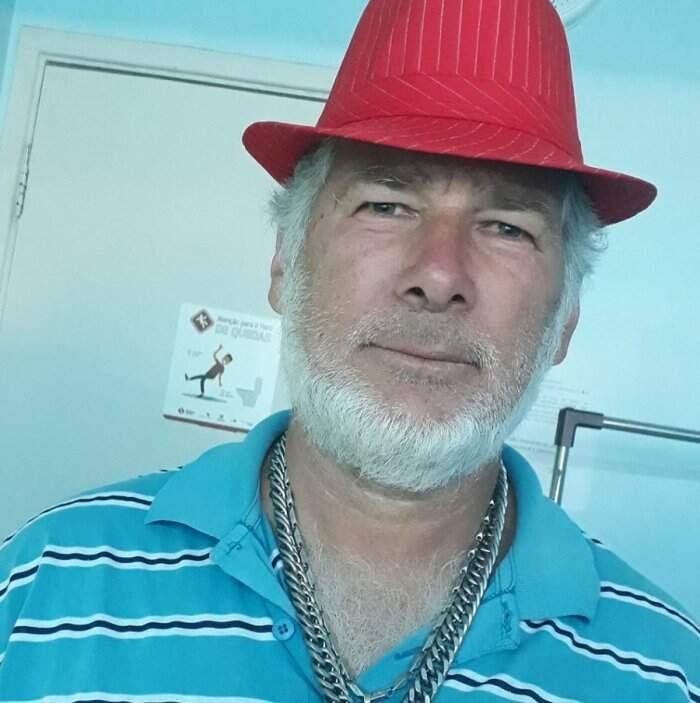 Antoninho Muller estava em viagem a trabalho e procurou atendimento em cidade do Tocantins. (Foto: Reprodução\Facebook)
