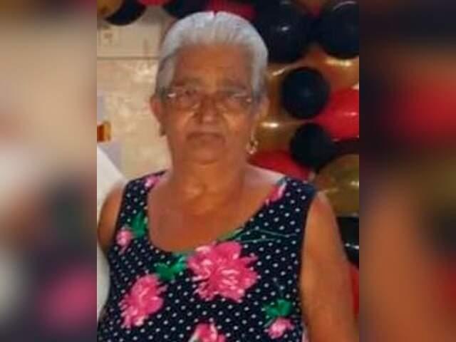 Madalena Aparecida Ferreira, de 75 anos, morreu pelo novo coronavírus (Foto: Divulgação)