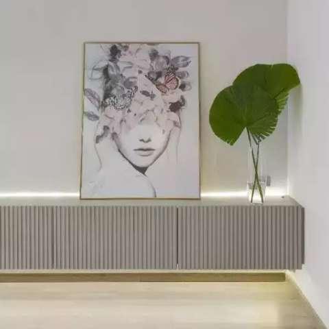 Acidente fez arquiteta mudar a casa e a vida com minimalismo