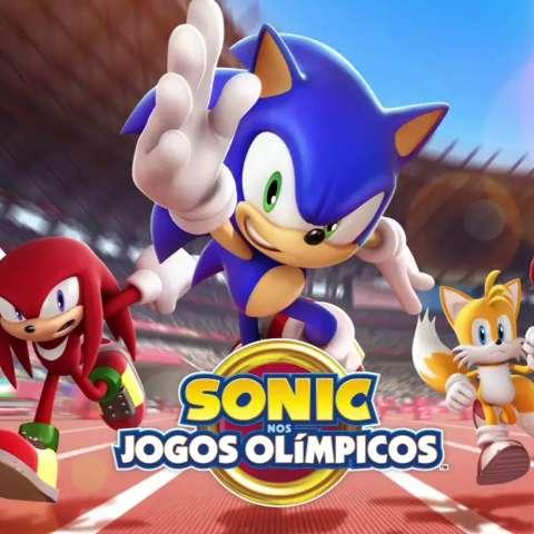 Sonic nos Jogos Olímpicos 2020 chegou para os celulares