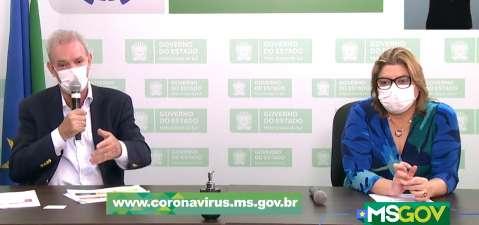 Secretaria manda veículos e equipamentos para cidades de risco